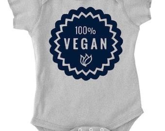 Vegan Stamp   for Baby & Toddler