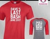 Bachelor Party Shirts: La...