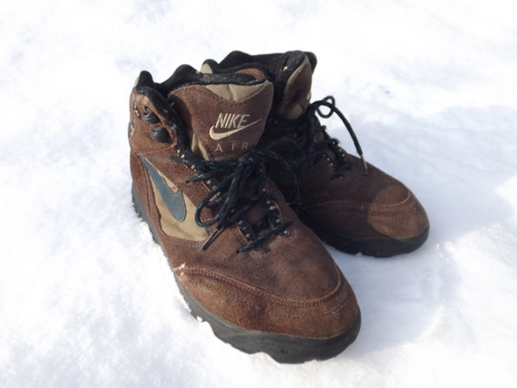 Sweet Nike Vintage Shoes Hiking Boots Nike Air High Tops