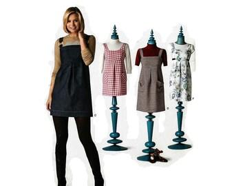 2000 Sewing Pattern - New Look 6826 - Jumper Dress