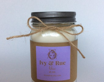 Lilac 16 oz. Soy Candle