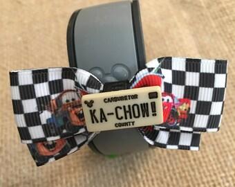 CARS Magic Bow Band