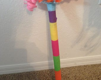 Pinata Stick - Decorated to match your pinata