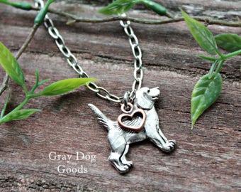 Beagle Necklace, Beagle Jewelry