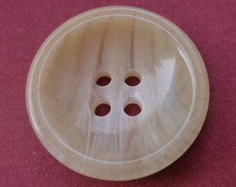 Beige 9 buttons 21mm (4002) jacket buttons