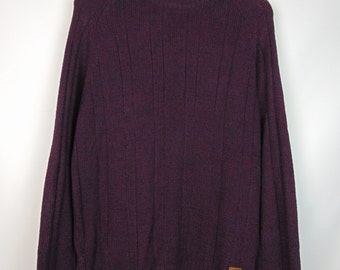Vintage Purple Jumper