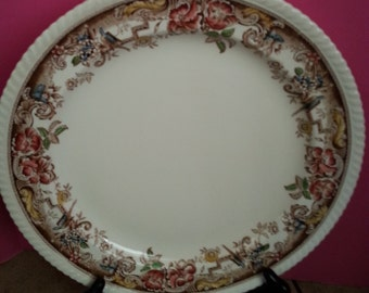 Devonshire platter