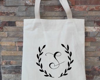 custom tote bag, tote bags, maid of honor gift, monogrammed tote, wedding, personalized bag, monogram tote, maid of honor tote
