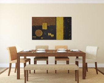 SC-art - abstract & modern / acrylic painting / 120x70cm