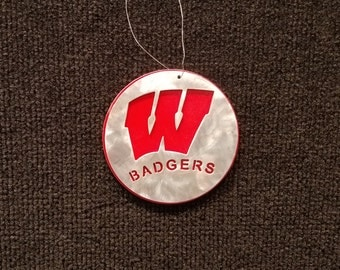 University of Wisconsin Badgers ornament