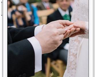 Elegant Wedding Snapchat Filter, Snapchat Geofilter Wedding, Wedding Geofilter, Wedding, Custom Wedding Filter, Personal Wedding Filter