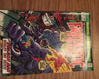 Fantastic Four 134