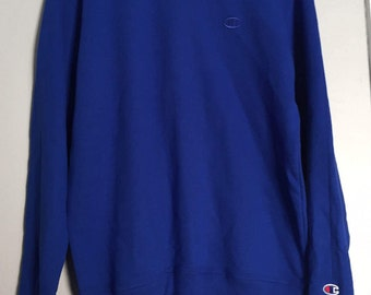 Vintage Champion crewneck sweater • Deadstock • Free shipping USA • Size M