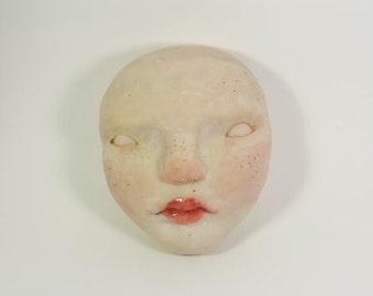 Handmade sculpture