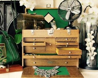 SALE H. Gerstner & Sons Vintage Machinist Tool Box