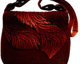 Serenity Shoulder Bag pattern