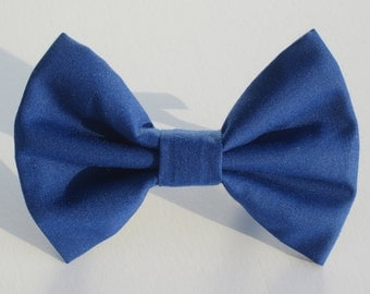 Royal Blue Bow Tie- All Sizes