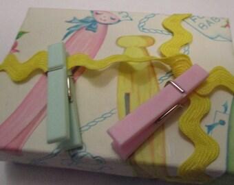 Giftbox - Pastel Clothespins