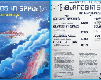Islands in Space