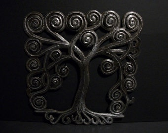 Square Haitian Tree of Life