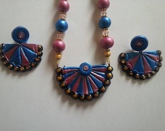 Polymer Clay / Terracotta  Jewelry