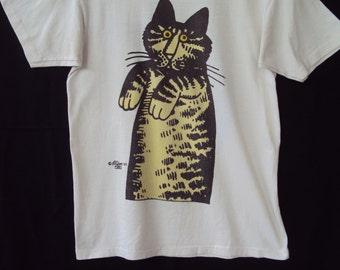 Vintage 70's CRAZY SHIRT Hawaii/Size S//BKliban T-Shirt