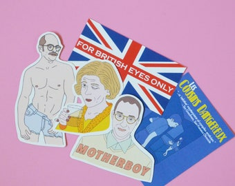 Arrested Development Sticker Pack