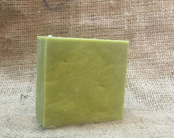 Laurel Soap 125gr. & Handmade No Colour No Parfume No Animal Fat