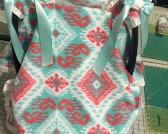 Car Seat Canopy-Car Seat Cover-Baby Car Seat Cover-Baby Car Seat Canopy