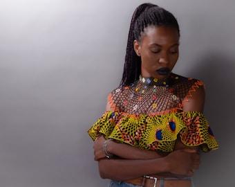 Maasai necklace