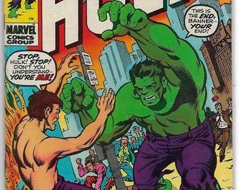 Incredible HULK #130    1970