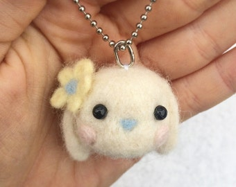 Cute Animal Needlefelt Charms/Badges