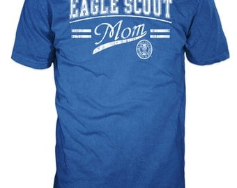 Eagle Scout Mom T-Shirt | Official Licensed BSA Gear
