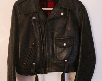 1940 BUCO J12 Ladies Perfecto Motorcycle Jacket