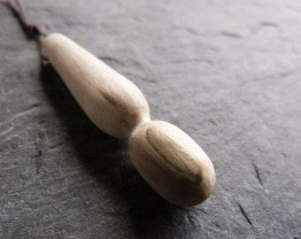 Holly Pendulum Pendant