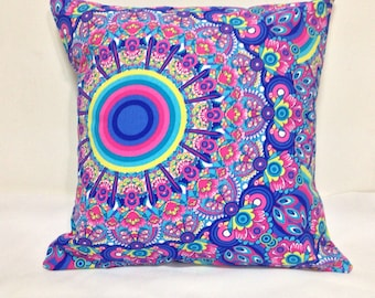 Decorative pillow, MANDALAS, internal pillow + pillowcase, decorative pillow + cover