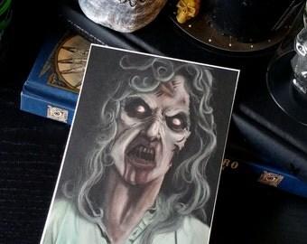 Evil Dead Print - 4x6