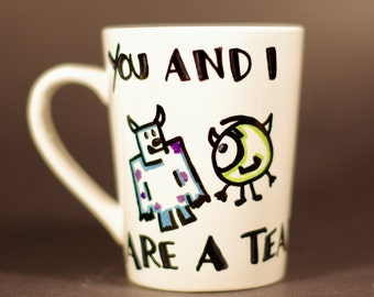 Monsters inc. Mug