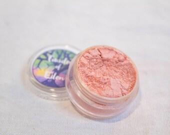 "Vegan Mineral Eye Shadow | ""Pink Lemonade"" | Makeup | Bath and Beauty | Cosmetics | Eyeshadow |Summer"