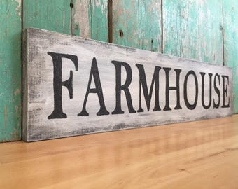Farmhouse Sign - Rustic Farmhouse Decor - Farmhouse Kitchen - Farmhouse Kitchen Decor - Farmhouse Kitchen Sign - Farmhouse Home Decor