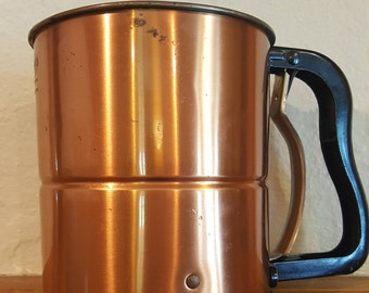 Copper Androck Sifter Made in USA