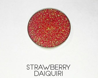 Pressed Glitter Eyeshadow - 'Strawberry Daiquiri'