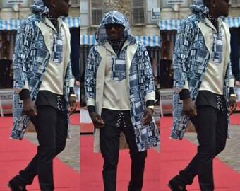 Man/man jacket jacket