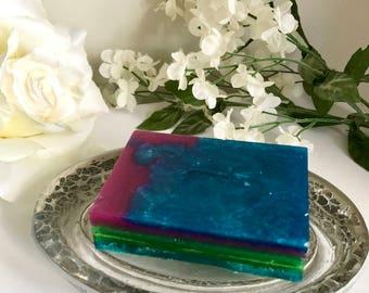 Galaxy Layered Soap