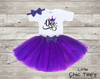 1st birthday purple outfit, First Birthday Outfit, first birthday purple outfit, Purple Tutu Outfit, 1st Birthday, Purple birthday outfit