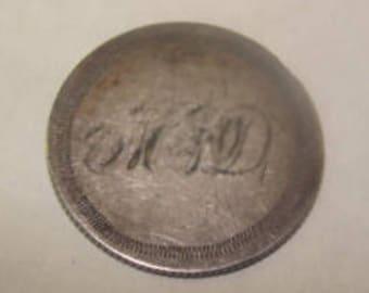 Silver Coin Love Token
