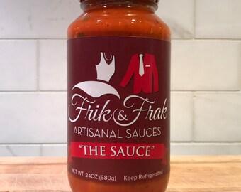 Frik and Frak Artisanal Sauces - The Sauce