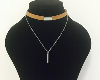Layered Chocker Necklace