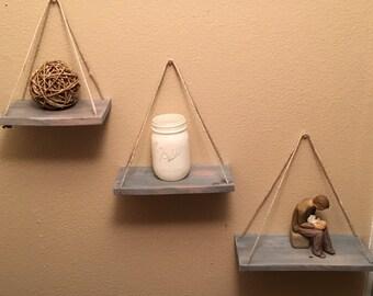Swing Shelves - Set of 3