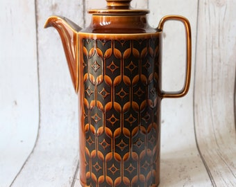 Hornsea Heirloom Tall Coffee Pot - Retro Kitchen Decor